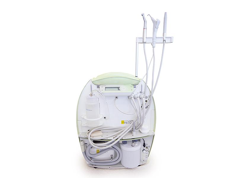 訪問歯科診療用ポータブルユニット